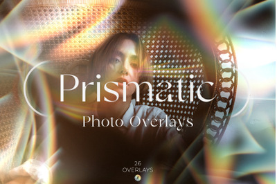 Prismatic Photo Overlay
