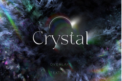 Crystal Photo Overlays And Textures