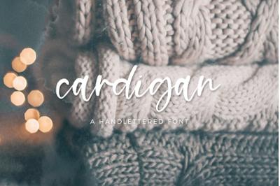 Cardigan Script