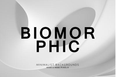 Biomorphic Backgrounds 1