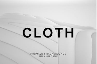 Cloth 3D Backgrounds