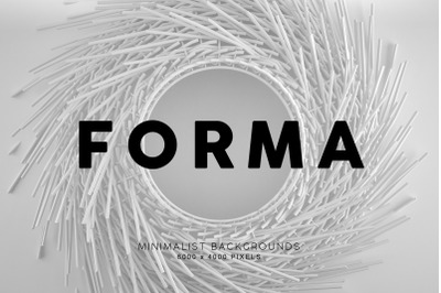 Forma Abstract Backgrounds