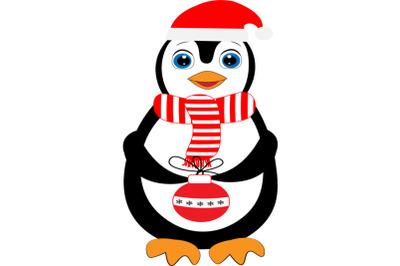 Cute penguin svg, penguin svg, penguin clipart, christmas svg, penguin