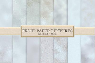Frost textures