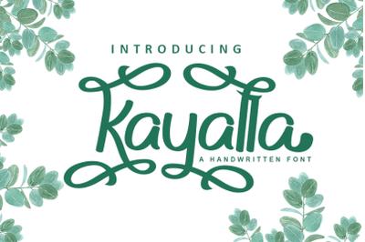 Kayalla