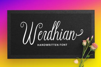 Werdhian Script