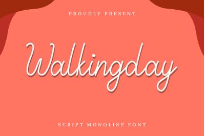 Walkingday