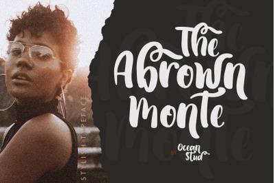 The Abrown Monte