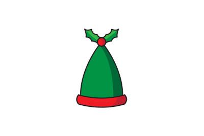 Dwarf Hat Christmas Icon