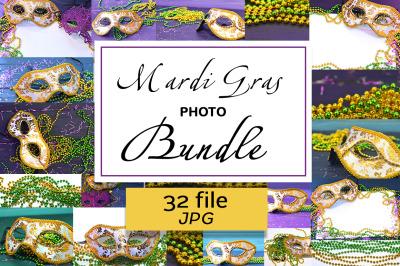 Mardi Gras Photo Bundle