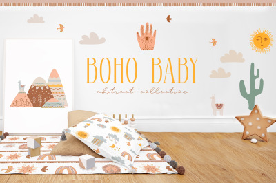 Boho Baby kit