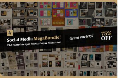 Social Media MegaBundle
