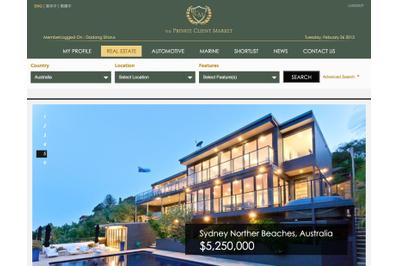 Priva - Home & Property Listing