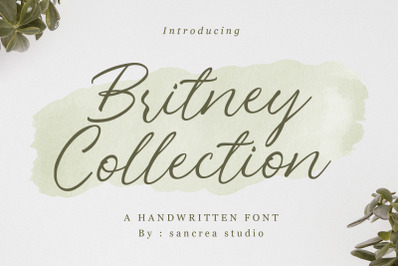 Britney Collection