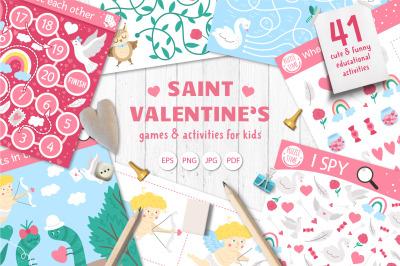 Saint Valentine's Games