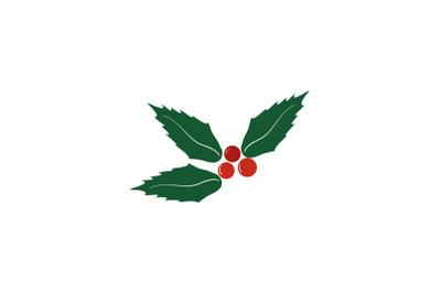 Cherry Christmas Icon