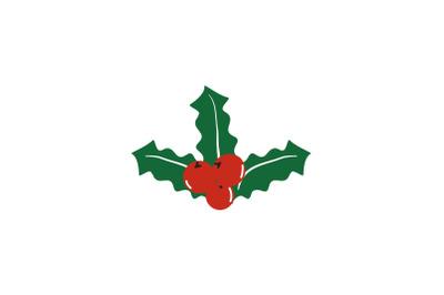 Cherry tomatoes Christmas Icon