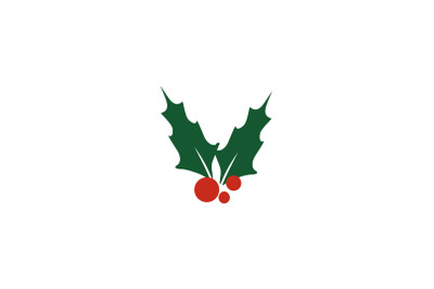 Berries Ornament Christmas Icon