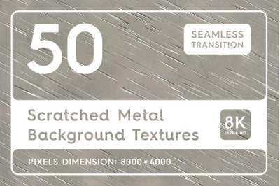50 Scratched Metal Background Textures