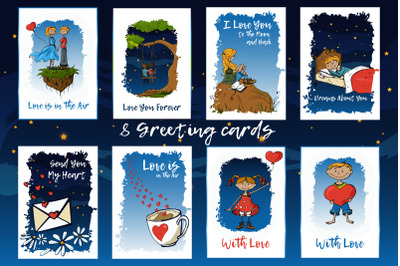 Valentine's Day Cards & Tags
