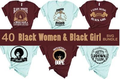 Black woman svg, Black girl svg, Black girl svgs, Black girl