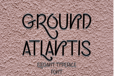 Ground Atlantis