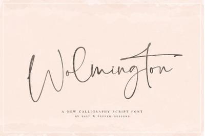 Wolmington Script