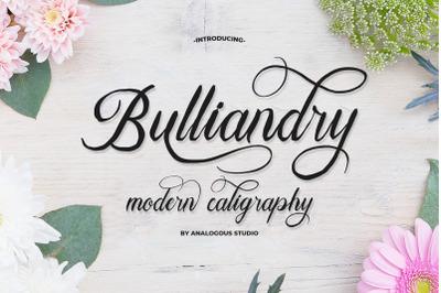 Bulliandry | Modern Calligraphy