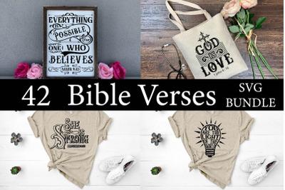 Bible verses svg Bundle, Tshirt svgs, jesus svgs, christian