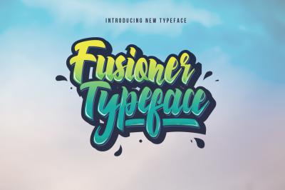 Fusioner Typeface