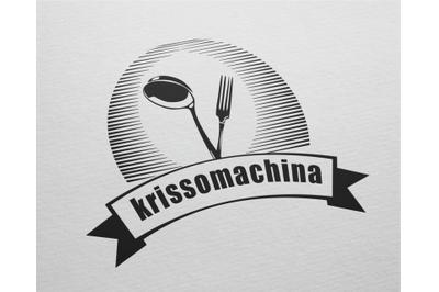 Logo design-delicious logo template Baking Logo- cafe