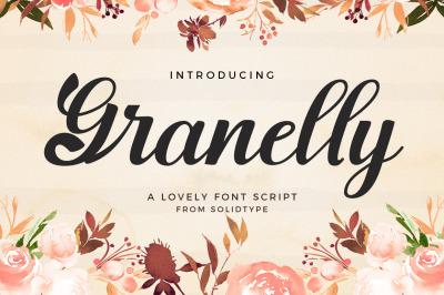Granelly Script