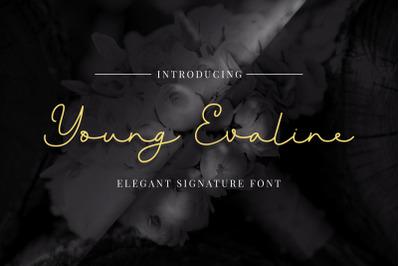 Young Evaline