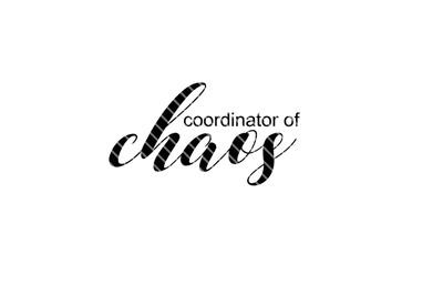 coordinator of chaos - SVG