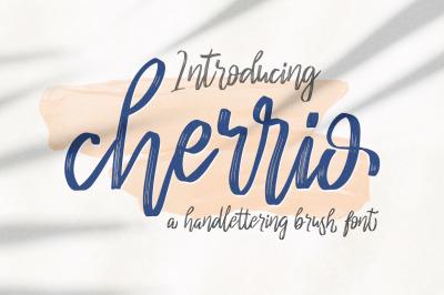 Cherrio Brush