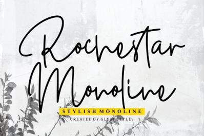 Rochestar Stylish Monoline