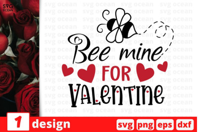 Bee mine For Valentine