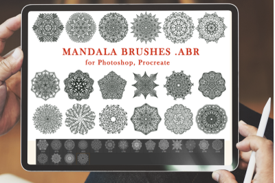 Mandala Brushes .ABR