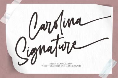Carolina Signature