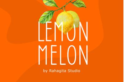 Lemon Melon