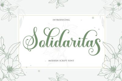 Solidaritas