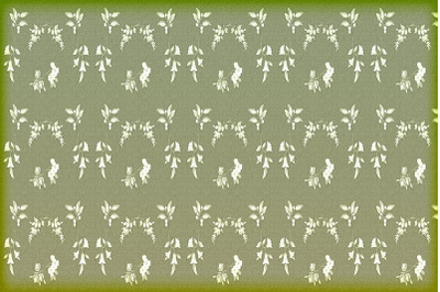 Elegant European pattern background