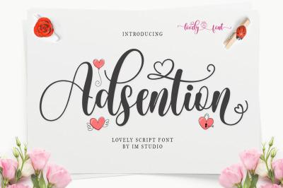 Adsention Script