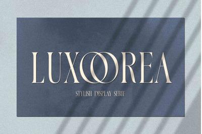 Luxoorea