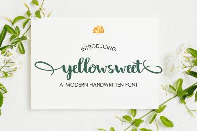 Yellow Sweet