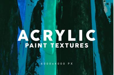 Acrylic Paint Textures 2