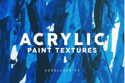 Acrylic Paint Textures 3