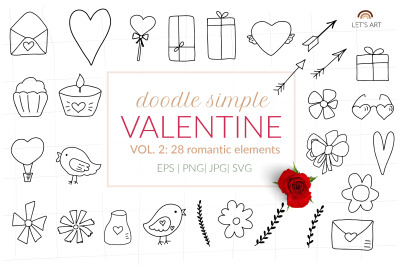 Doodle Valentine svg, Valentines clipart. Valentine heart svg, arrows