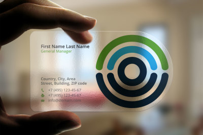 optimal business card