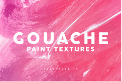 Gouache Minimalist Textures 1